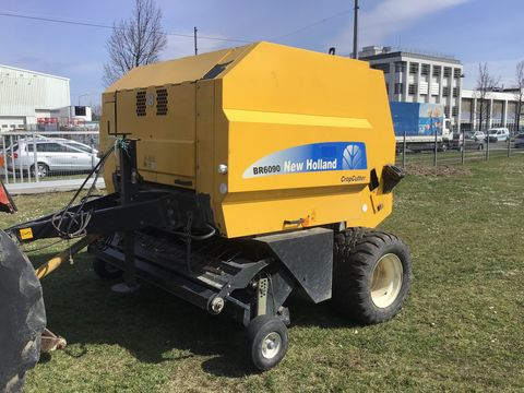 New Holland BR6090 CropCutter