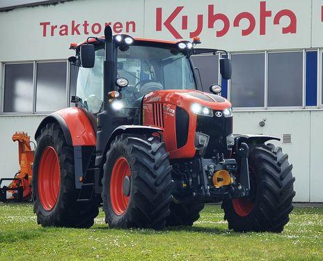 Kubota M7-173 Premium KVT