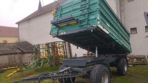 Egyéb Oehler 12 tonnás pótkocsi