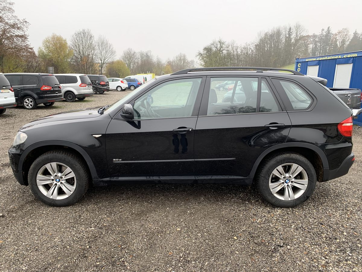 bmw bmw x5 bj 2009 3 0 l diesel automatic dick gmbh. Black Bedroom Furniture Sets. Home Design Ideas