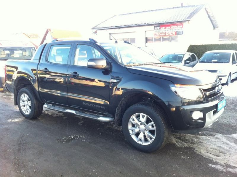 ford ranger wildtrak 4x4 3 2 tdci aut mit ahk dick kfz. Black Bedroom Furniture Sets. Home Design Ideas