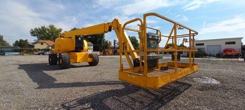 JLG 800 AJ - 26,38 m - 230kg - diesel - 4x4