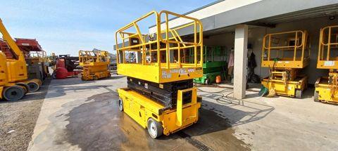 Haulotte Compact 12 - 12m, electric