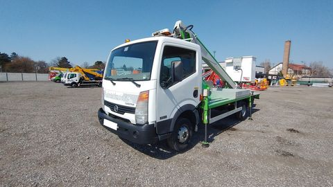 Nissan Nissan Cabstar Multitel 160 ALU DS - 16m
