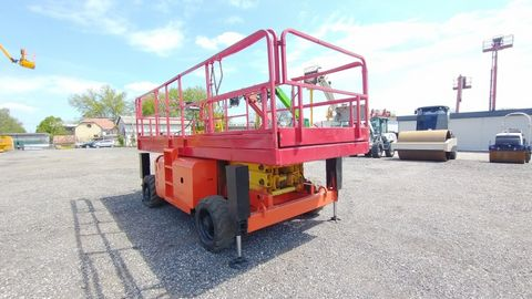 Haulotte H12SXL - 12m, 4x4, diesel