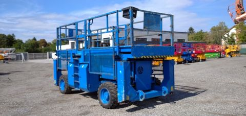 Genie GS3384 - 12m, 4x4, diesel