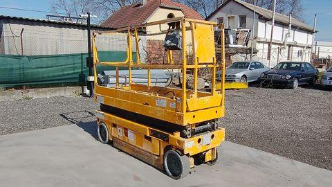 Haulotte Compact 8 - 8m, electric