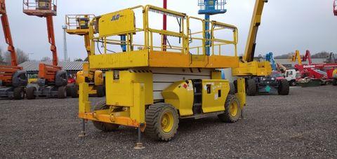 JLG 4394RT - 15m, 4x4, diesel