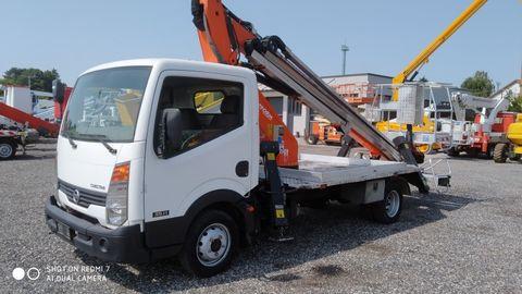 Nissan Cabstar EasyLift AT210 - 200kg - 21m