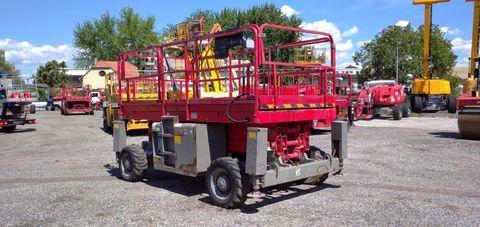 Haulotte H12SX - 12m, 4x4, diesel