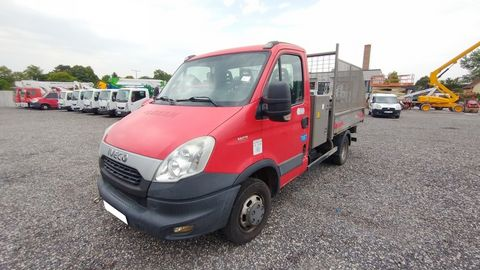 Iveco Daily Tipper Truck - in engine failure con