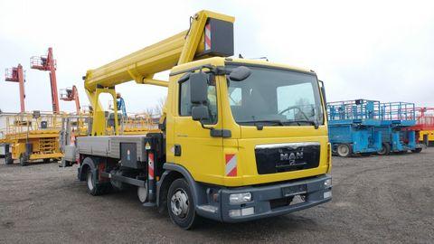 MAN TGL 7.150 RuthmannSteiger T330 - 33m - 320 kg