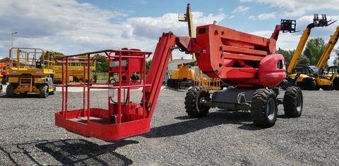 Manitou 160ATJ - 16m, 4x4x4, diesel
