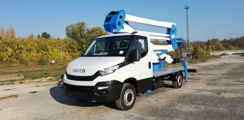 Iveco Daily Socage 20D - 20 m - 225 kg