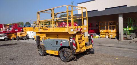 Haulotte Compact 12 DX - 4x4 - 12m - diesel