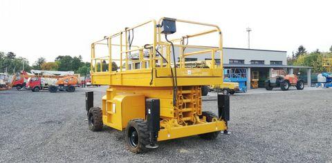 Haulotte H15SX - 15m, 4x4, diesel