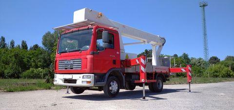 MAN Bison TKA 30 KS  - 30 m - 280 kg