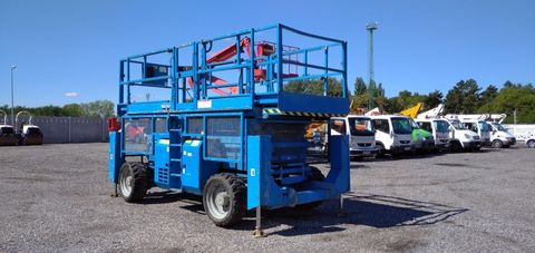 Genie GS4390 - 4x4 Diesel 15,11m