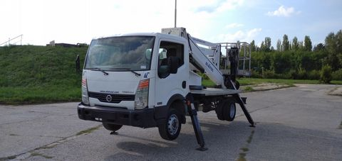 Nissan Cabstar Oil&Steel Snake 2010 Compact RE - 20 m -