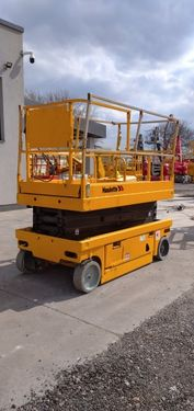 Haulotte Compact 10 - 10m, electric