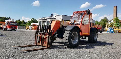 JLG 307 - 6,9 m, 3 t, 4x4x4