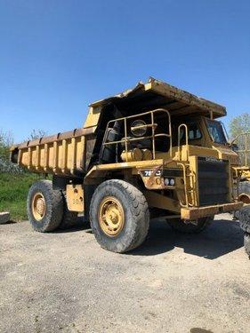 CAT 769 C Mulden Kipper