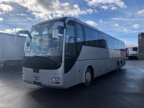 MAN R08 Reisebus, 58 Sitze + Fahrer,  WC, Tempomat,