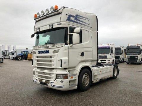 Scania R480, Topline  ,Standklima , Automatic ,Euro5