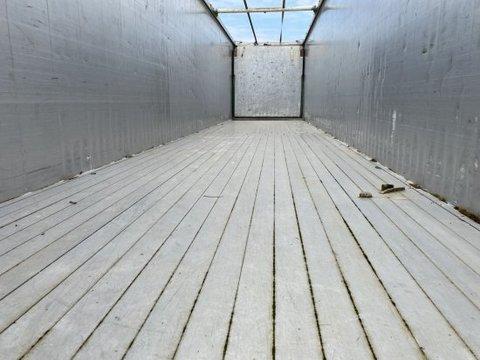 REISCH Cargofloor 6 mm Boden 21 Bretter, Nur der Boden