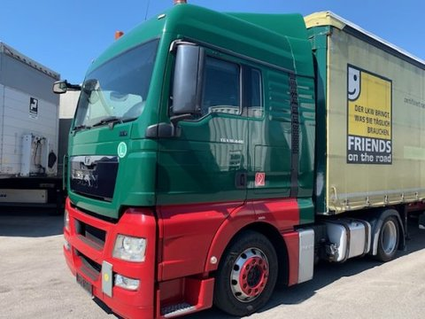 MAN TGX 18.440 XLX Low Deck, Automatic, Retarder, EE