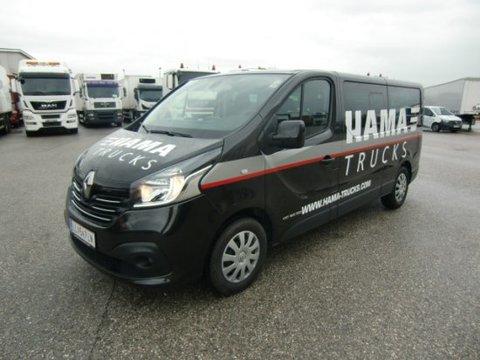 Renault Trafic DCi 125 9 Sitze