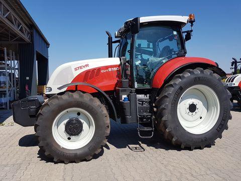 Steyr CVT 6150 traktor