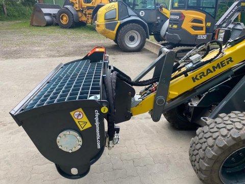 C&F SRL BMX 200T für Radlader Avant, Wacker, Cat , Volvo