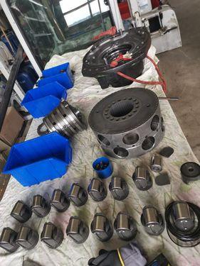 Sonstige Reparatur von Radnabenmotore
