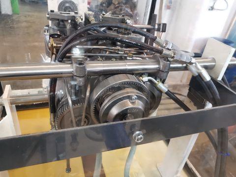 Fendt Fendt Vario Getriebe Reparieren Reparatur