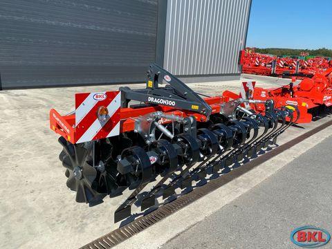Da Landtechnik Dragon 300 Frontpacker  3700€