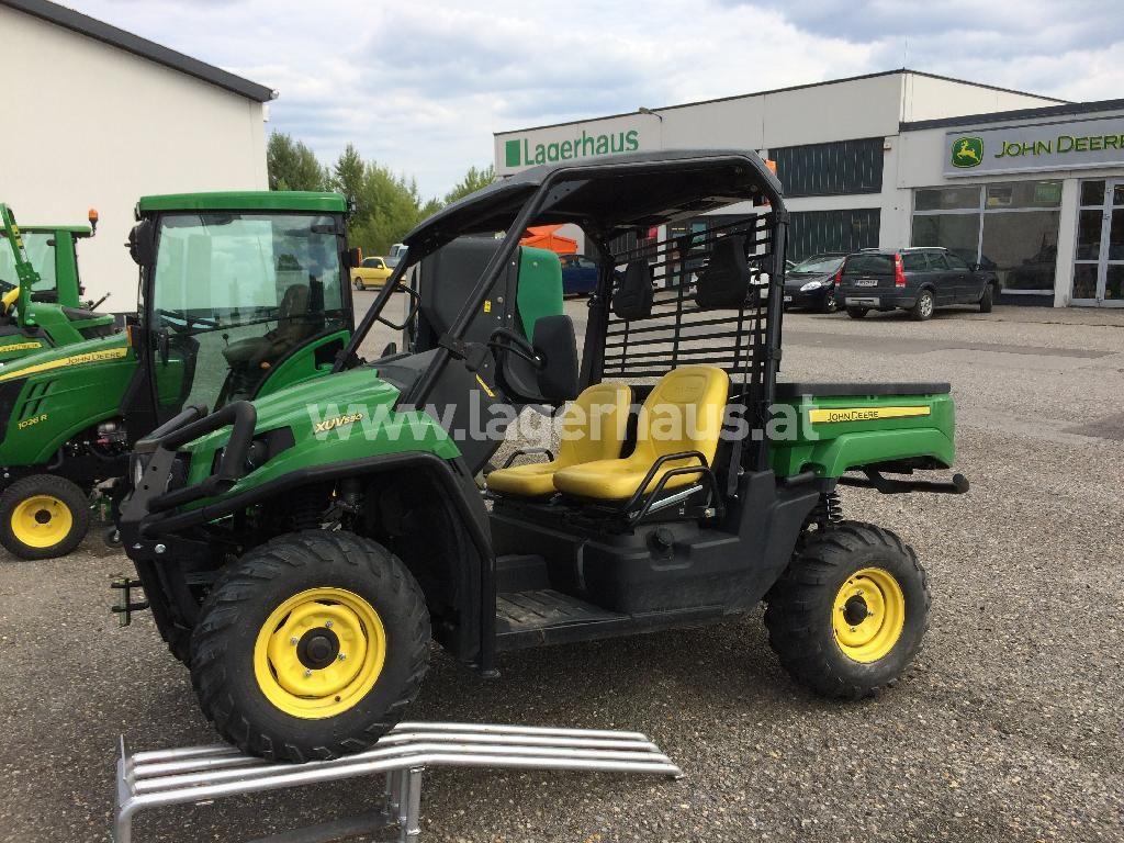 Gator John Deere Prix >> JOHN DEERE TRANSPORTER GATOR - Lagerhaus Marchfeld - Tracteurs-affaires.fr