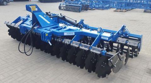 Sonstige Kurzscheibenegge Blue Power 4,00m