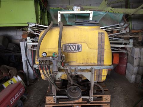 Jessur Jessernigg 660liter/12m