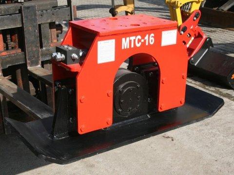 Sonstige MTB MTC 16 Anbauverdichter Plattenverdichter Bag
