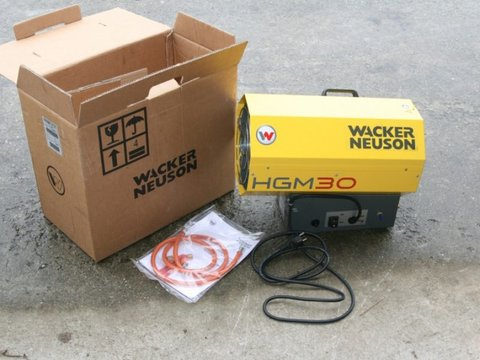 Wacker Wacker HGM 30 Gasheizgerät NEU