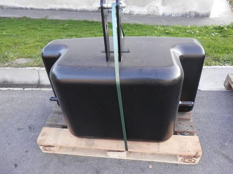 Deutz Eco Gewichte von 400 kg bis 1050 kg