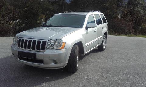Jeep Grand Cherokee, V6 CRdi, Automatik