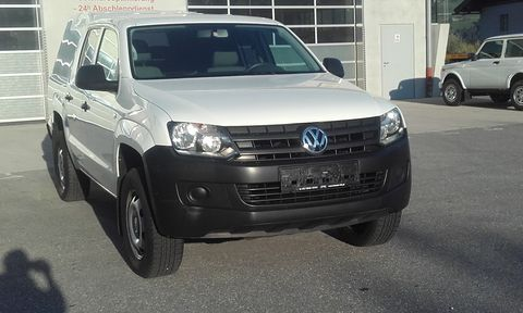 Volkswagen Amarok 4 motion inkl. Untersetzung