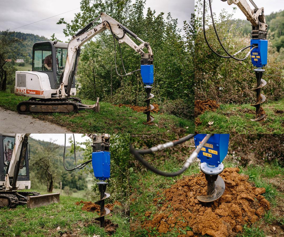 Super Sonstige Kegelspalter Holzspaler Bagger 800 ccm - Peter Gruber @FC_34