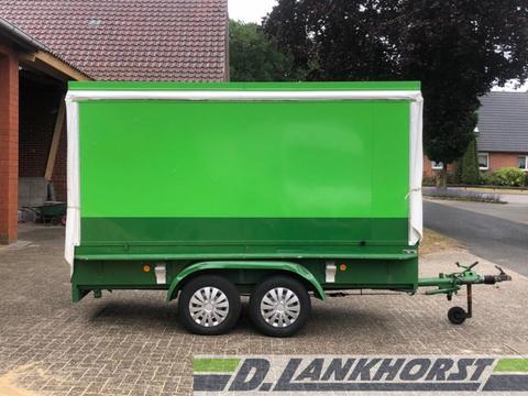 Sonstige / Other Haverkamp Tandem-Verkaufswagen