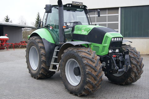 Deutz Fahr Agrotron TTV 630
