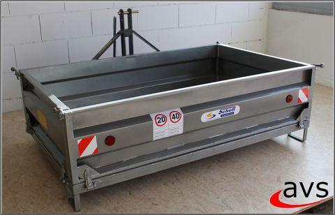 Sonstige Heckcontainer 180cm Transportbox Heckmulde