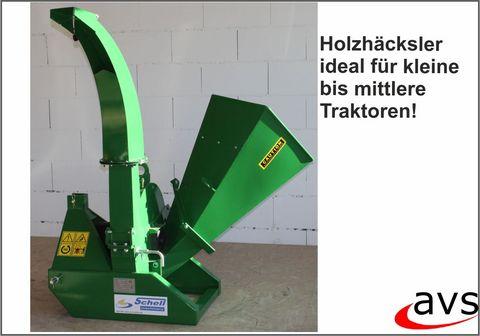 Sonstige AVS Holzhäcksler BX42-S mit Zapfwelle Grün