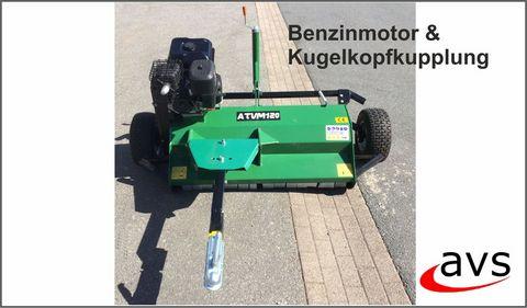Sonstige ATV Schlegelmulcher 120cm 13,5 PS Benzinmotor